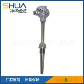 固定螺纹锥形热电阻 不锈钢温度传感器