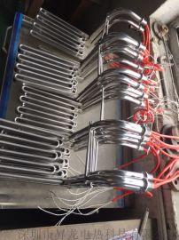 四方形耐用扁加热不锈钢电热管 高品质大功率加热