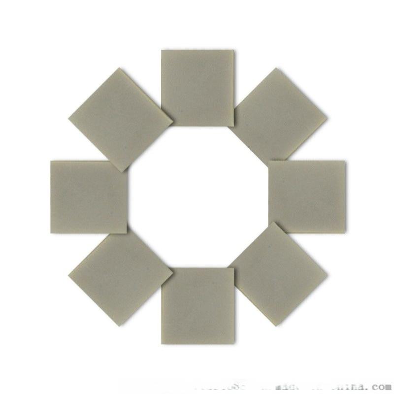 绝缘高导热陶瓷片 氮化铝陶瓷片