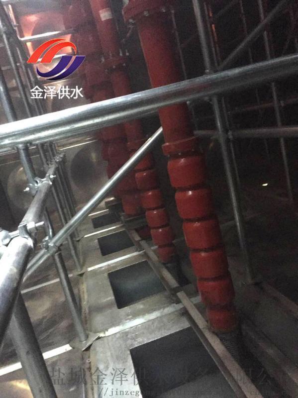 河北地埋式箱泵一體化智慧化設備