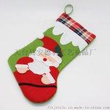厂家加工圣诞节礼物袜子