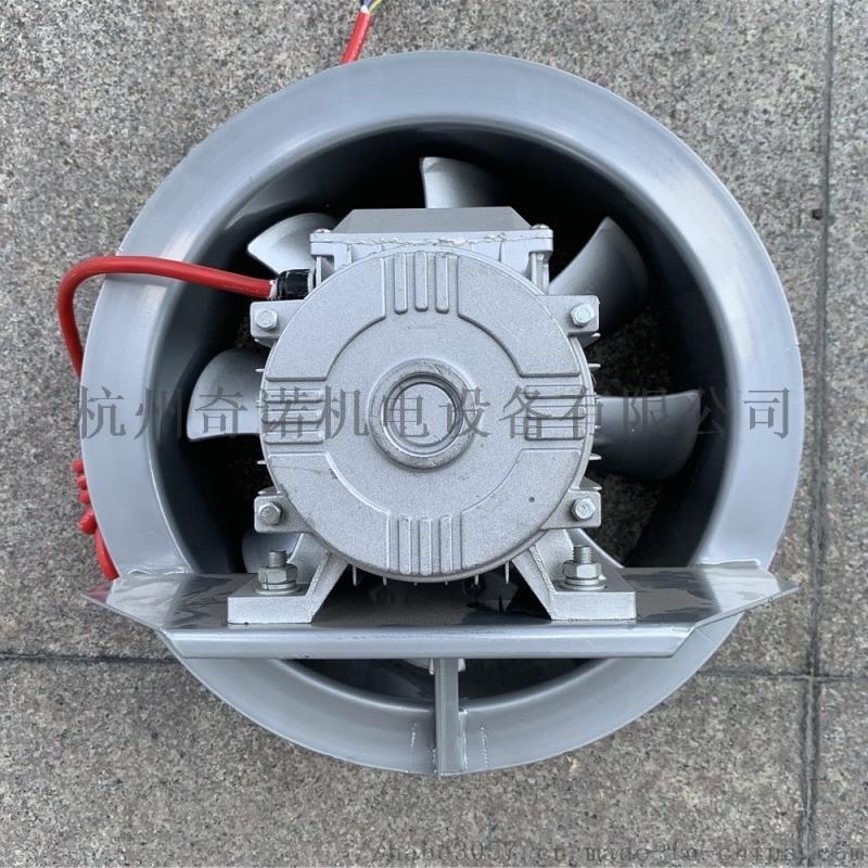 鋁合金材質食用菌烘烤風機, 養護窯高溫風機