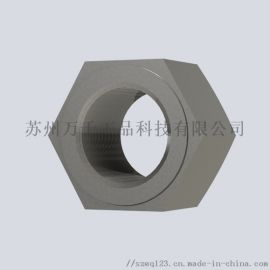 万千工品六角螺母 GB6170 紧固件标准件
