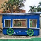 流动美食餐车-创业摆摊小吃车-服装售 车