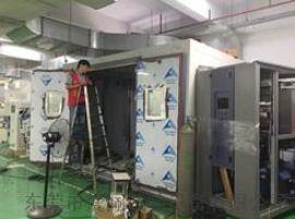 步入式恒温恒湿控制室 多功能步入式恒温恒湿试验室