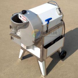 土豆胡萝卜切片机,呙笋切丝机,多功能果蔬切丁机