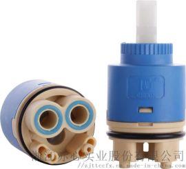 专业销售35mm高脚节水阀芯-二档/三档铜杆水龙头
