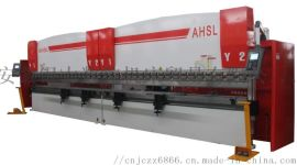 2-WF67K-800T/7000双机联动电液伺服数控折弯机