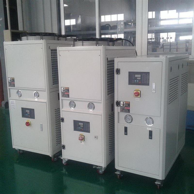 风冷冷水机_工业风冷冷水机_螺杆式风冷冷水机