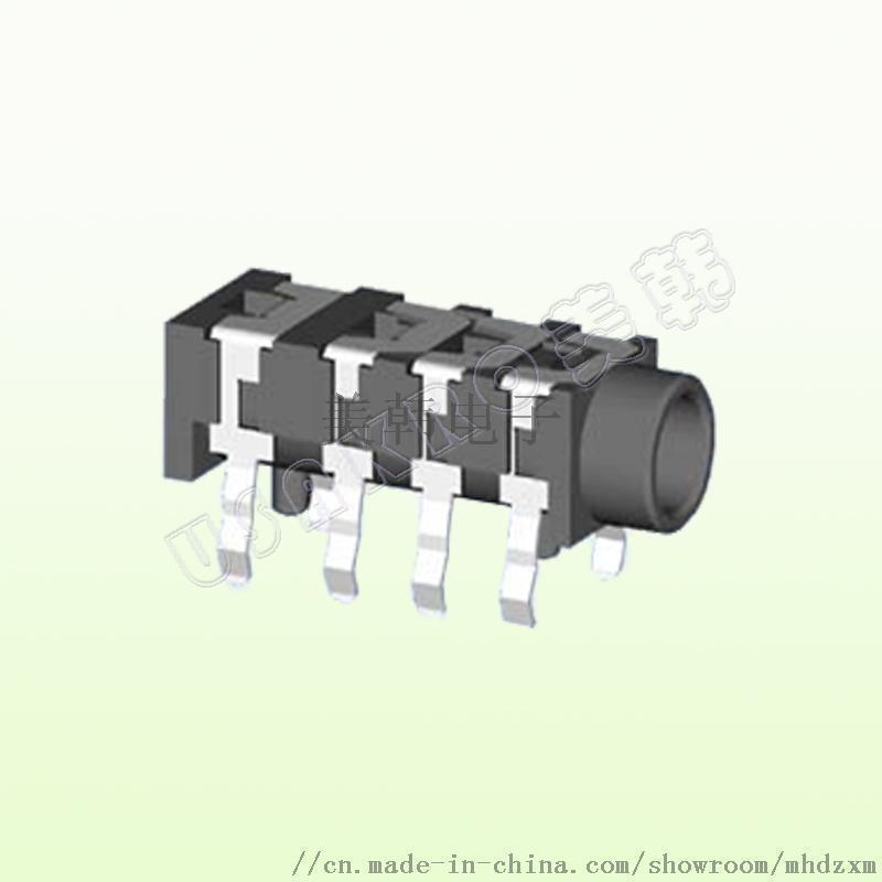貼片耳機插座、插件耳機插座廠家直銷-美韓電子