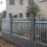 學校鋅鋼圍牆護欄@西安學校圍牆護欄定製款式齊全