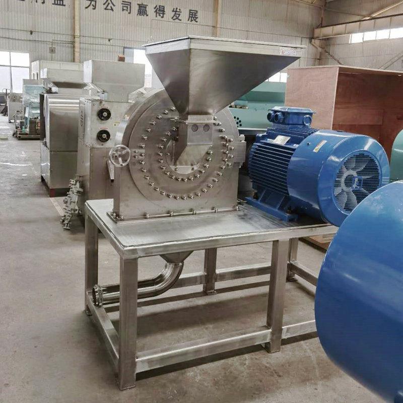 云南白糖粉碎机 瑞丽大产量白砂糖磨粉机FS800