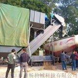 福建集装箱卸灰机 箱装粉料中转设备 粉煤灰拆箱机