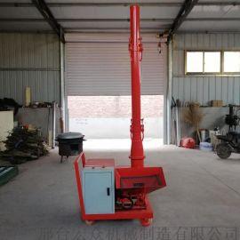 二次构造混凝土上料机砂浆输送泵楼房施工混凝土浇筑机