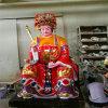 昌東生產道教娘娘神像 玻璃鋼王母娘娘神像供貨廠家