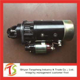 康明斯工程机械柴油发动机总成启动马达3930235