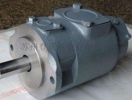 日本东京计器双联叶片泵 SQP1-4-1A-15