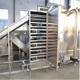 腐竹多层烘干机 大型商用烘干流水线