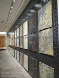 瓷砖展架洞洞板冲孔洞洞板展示架金属 瓷砖架子