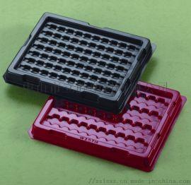 吸塑包装盒,吸塑厂家电子抗静吸塑托盘,立胜吸塑厂