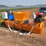 40x40水渠成型机优惠 水渠成型机修沟渠设备