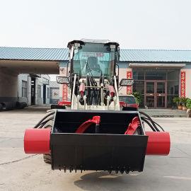 建筑用车搅拌斗铲车直销 装载机搅拌斗