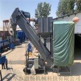 集装箱卸灰倒灌车设备吸刮一体粉煤灰上料中转设备