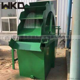 轮斗式洗砂机生产厂家 砂石处理设备 全套洗石机报价
