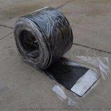 中埋式橡胶止水带 建筑施工缝国标丁基腻子钢板止水带