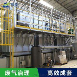 科盈环保RTO蓄热式热氧化炉设计