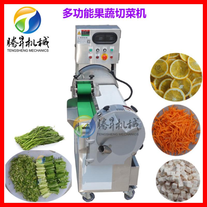 多功能切菜机  商用切菜机 果蔬加工机械