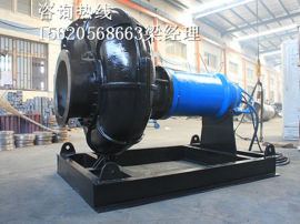 380V螺旋式潜水泵, 污物颗粒性抽排泵, 螺旋离心泵
