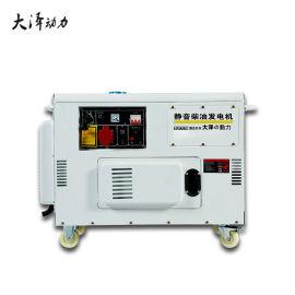 12千瓦风冷柴油发电机