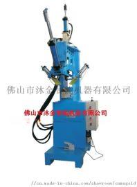 大轮直线行走压缝角机 水槽焊缝整品设备 R角焊缝滚压设备