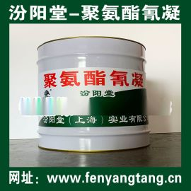 聚氨酯 凝防腐材料施工安全简便