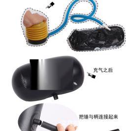 充气锤卡通千吨锤玩具5-10元模式地摊跑江湖供应商