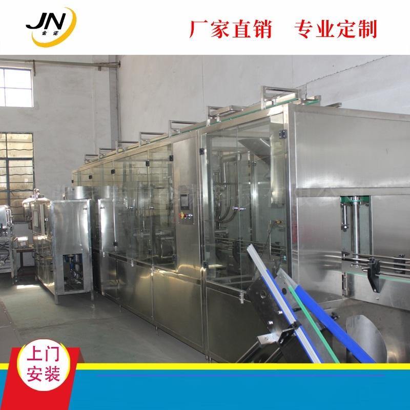 飲料灌裝生產線 廠家直供全自動飲料灌裝生產線