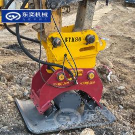 铁路路基夯实振动夯 护坡夯实挖机夯实机