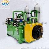 厂家供应24小时工作非标小型液压系统液压泵站
