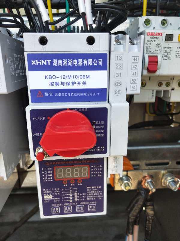湘湖牌SY-TH6-RC40K经济型温度控制器技术支持