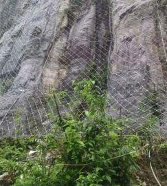新疆边坡防护网 sns边坡防护网
