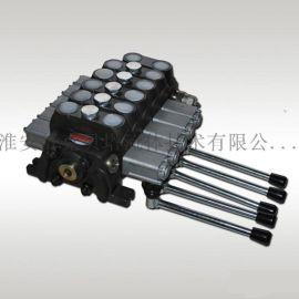 DCV100-O1T2OTO4T手动多路阀