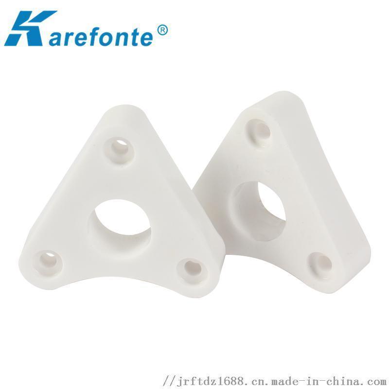 氧化铝陶瓷片 T0-220陶瓷散热片 氧化铝异型件