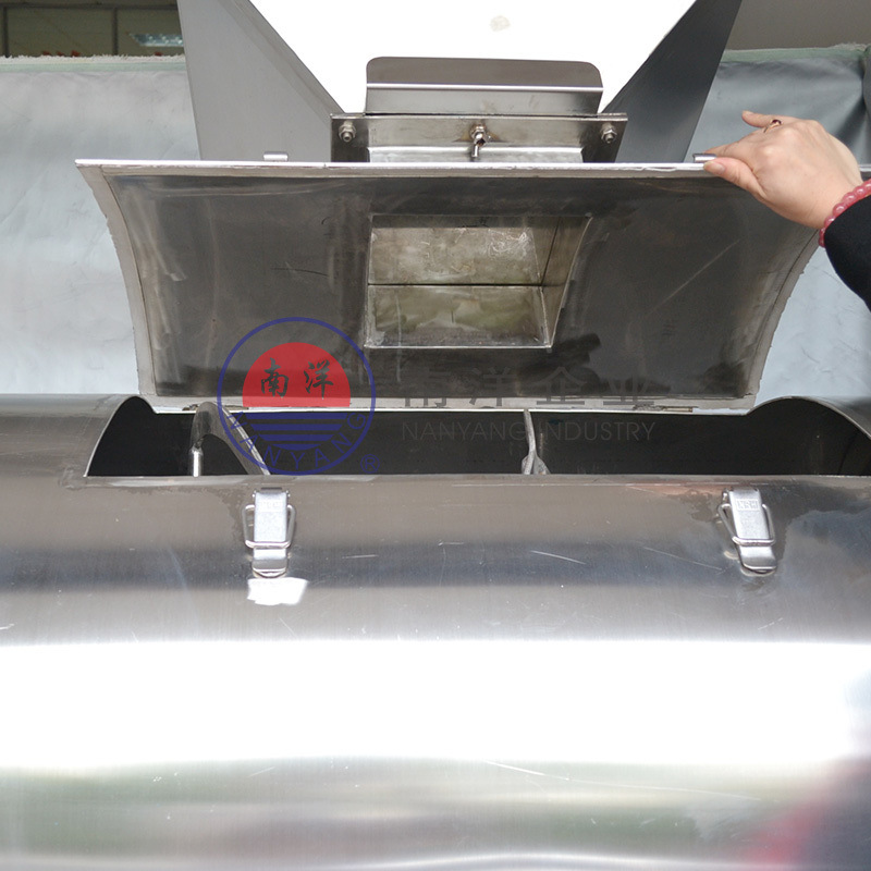 500L密封型混合机干粉混料机 不锈钢密封型混合机