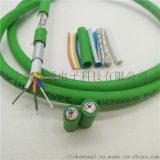 profinet柔性电缆-PN柔性通讯网线