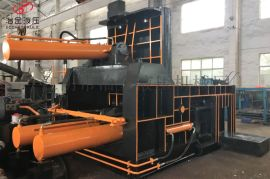 金属液压压块机500吨、y系列铁压块机厂家