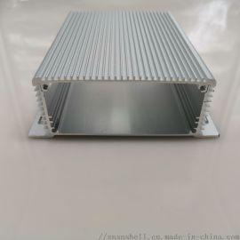 95*40分体式带耳铝型材外盒仪器可固定电路板设备机箱壳订制8025