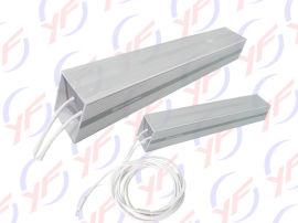 梯形铝外壳800W线绕固定功率电阻器