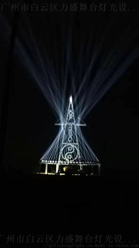 350w防水光束灯 亮化景观演出 防雨摇头灯