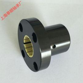 法蘭型軸承座 igus易格斯軸承工程塑料直線軸承